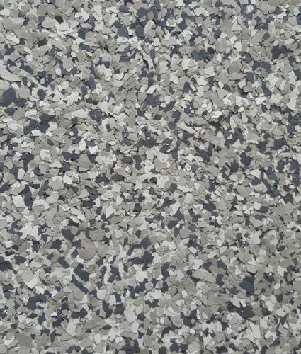 DECORATIVE FLAKES GRAVEL